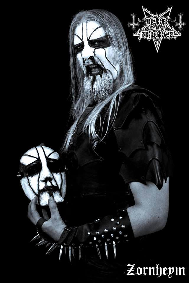 Dark Funeral Zornheym promo 2