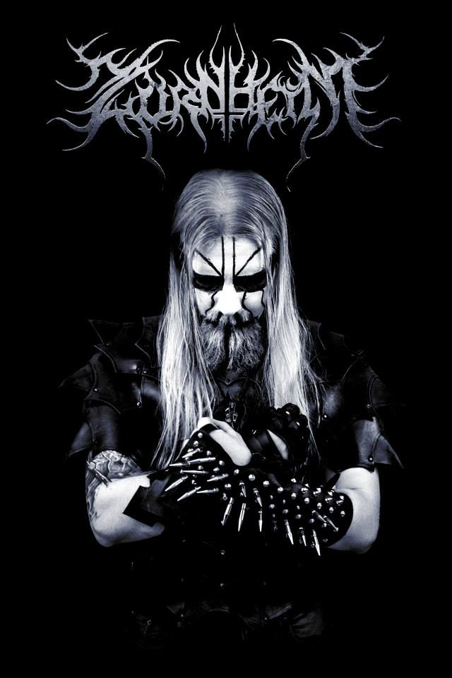 Dark Funeral Zornheym promo